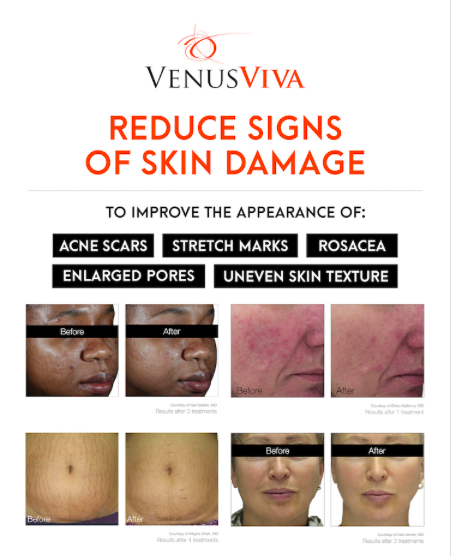 Reduce Skin Damage Results